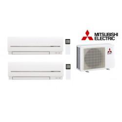 2X1 MITSUBISHI ELECTRIC MSZ...