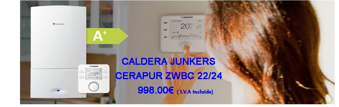 CALDERA JUNKERS CERAPUR 22